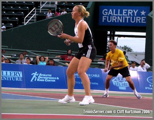 Tennis - Bryanne Stewart - Graydon Oliver