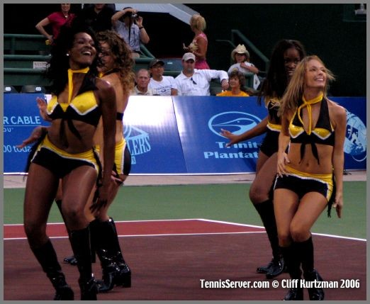 Houston Wranglers Cheerleaders