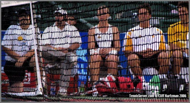 Tennis - Graydon Oliver - Jan-Michael Gambill - Bryanne Stewart