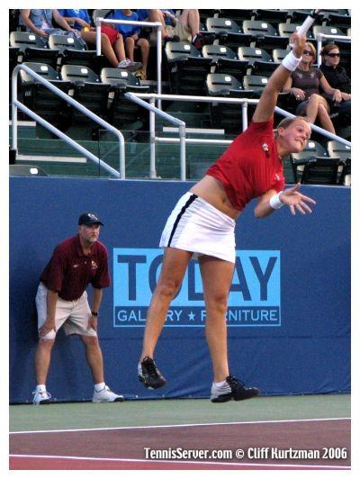 Tennis - Maria Emilia Salerni