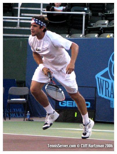 Tennis - John Paul Fruttero