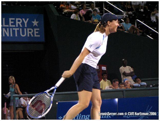 Tennis - Tina Krizan