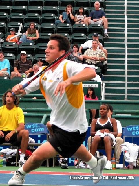 Tennis - Goran Dragicevic