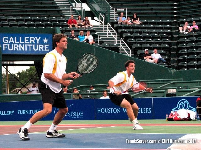 Tennis - Jan-Micael Gambill - Goran Dragicevic