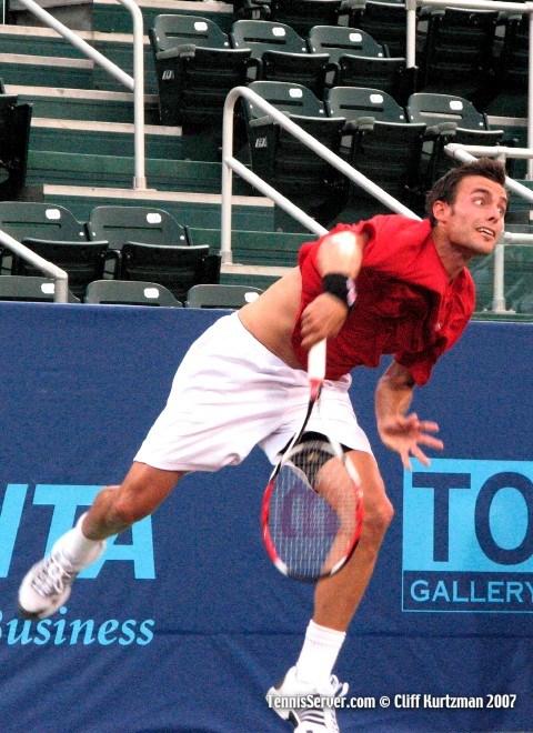 Tennis - Brian Wilson