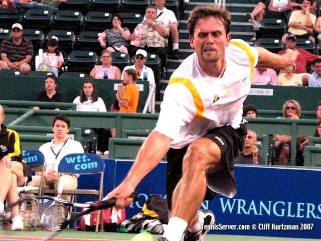 Tennis - Jan-Micael Gambill