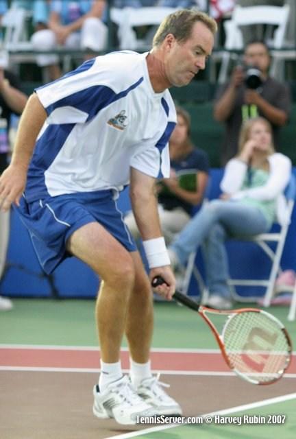 Tennis - Rick Leach