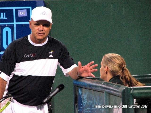 Tennis - Wayne Bryan - Linda McIngvale