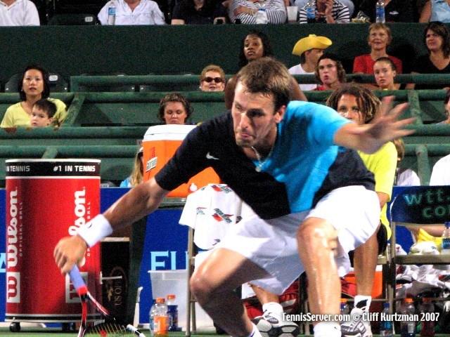 Tennis - Sam Warburg