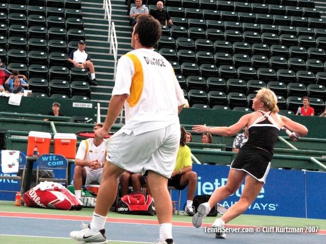 Tennis - Goran Dragicevic - Bryanne Stewart