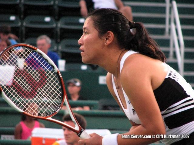 Tennis - Tamarine Tanasugarn