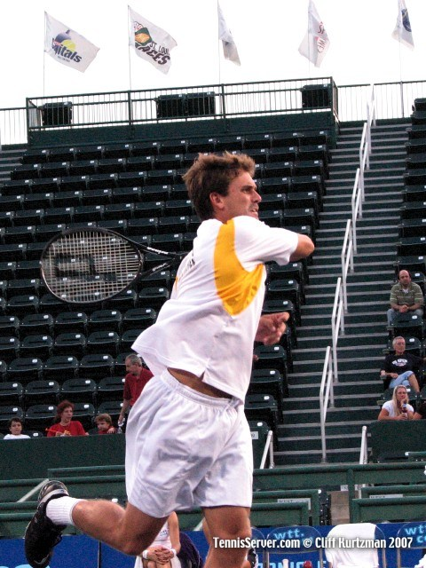 Tennis - Jan-Michael Gambill