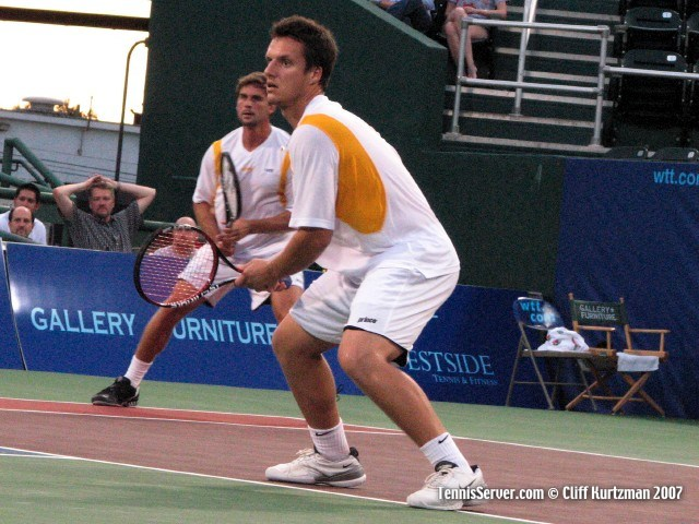 Tennis - Jan-Michael Gambill - Goran Dragicevic