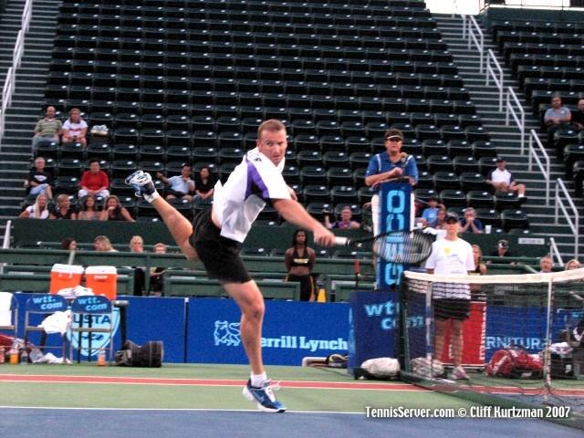 Tennis - John-Laffnie De Jager