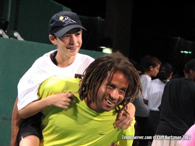 Tennis - Thomas Blake