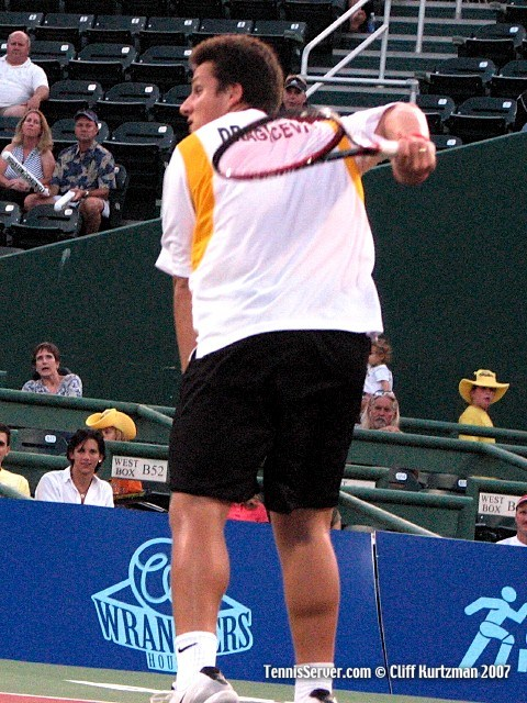 Tennis - Goran Dragicevic