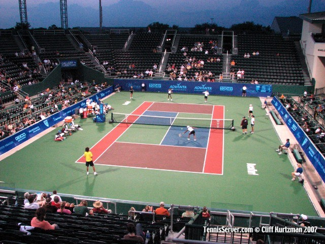 Tennis - Gallery Furniture Stadium