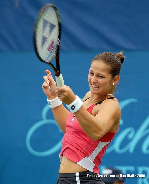 Tennis - Jelena Kostanic