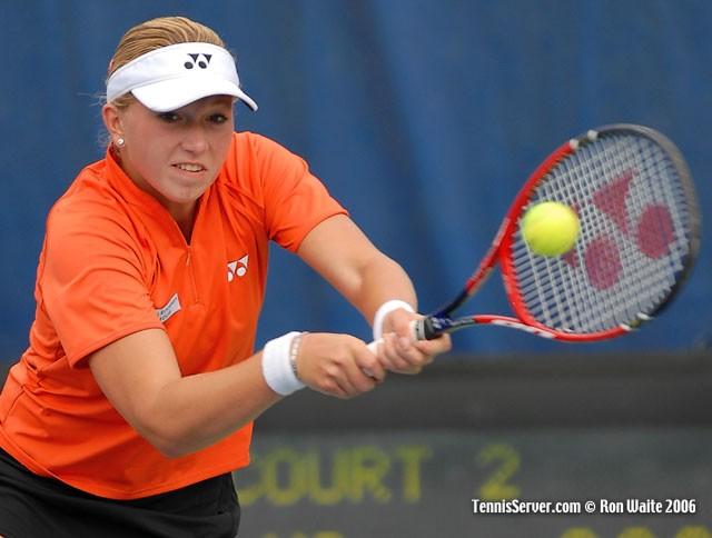 Tennis - Michaella Krajicek