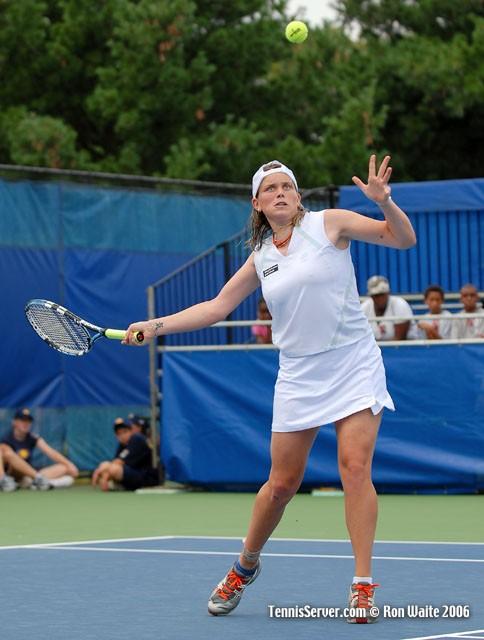 Tennis - Romina Oprandi