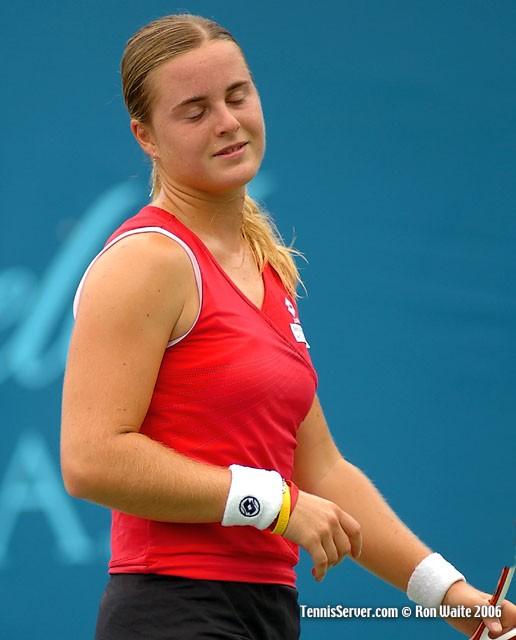 Tennis - Anastasiya Yakimova