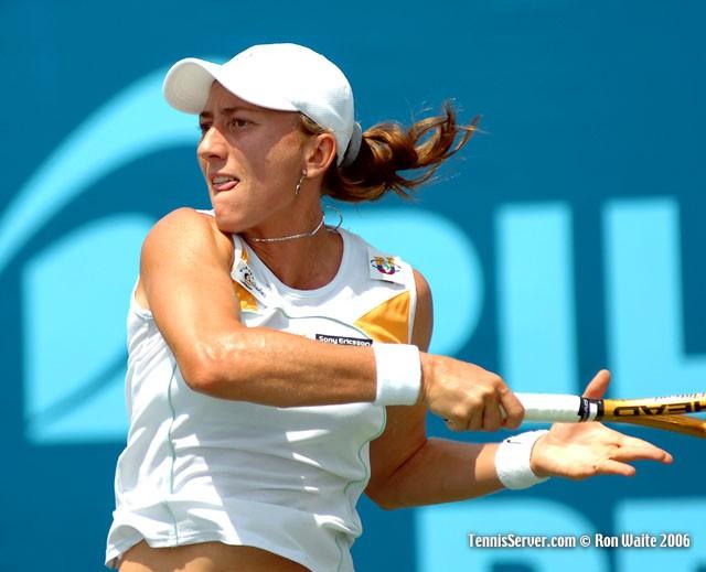 Tennis - Castalina Castano