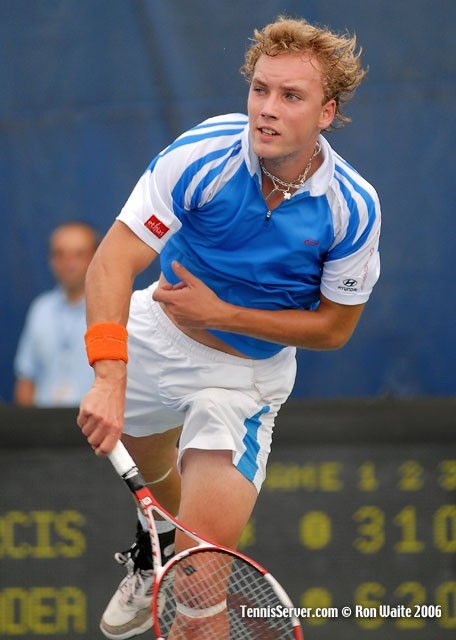 Tennis - Steve Darcis