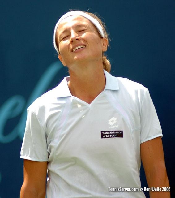 Tennis - Tathiana Garbin