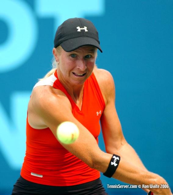 Tennis - Jill Craybas
