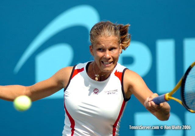 Tennis - Melinda Czink
