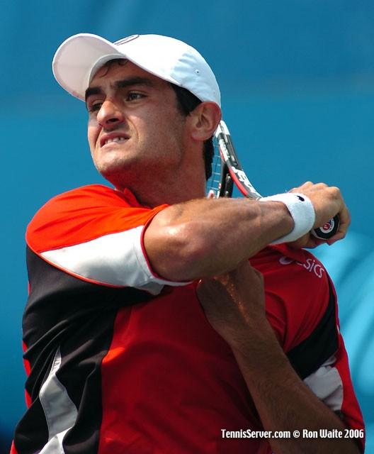 Tennis - Florent Serra
