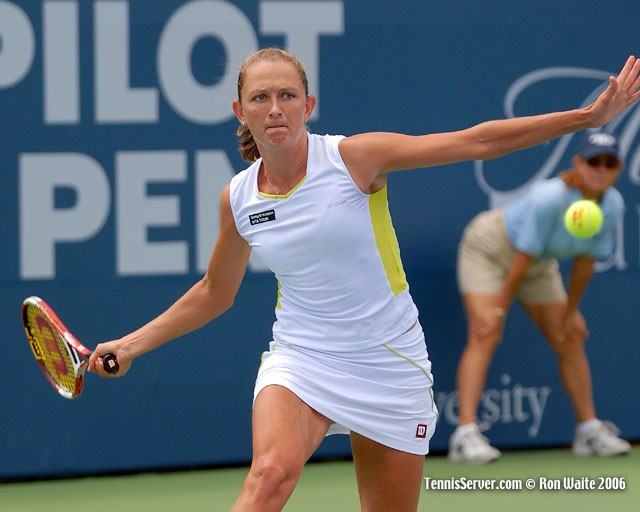 Tennis - Elena Likhovtseva