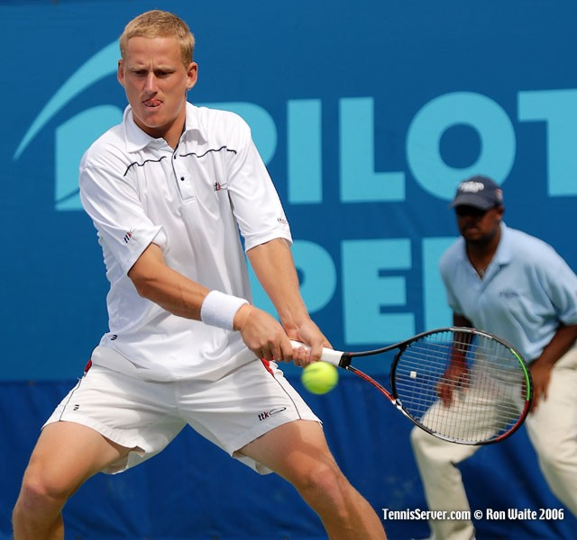 Tennis - Robin Vik