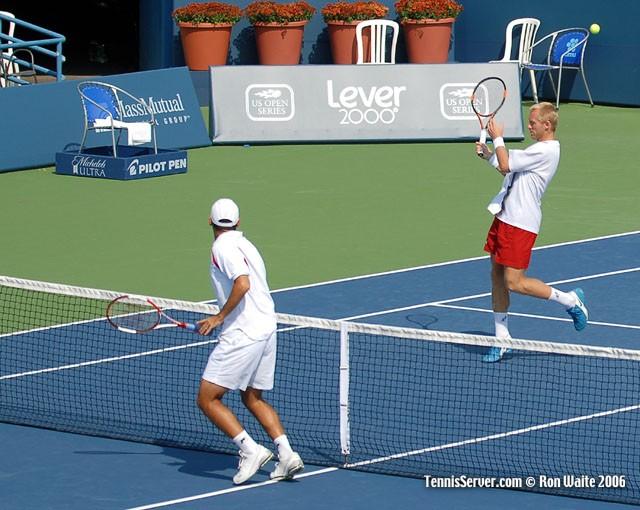 Tennis - Jonathan Erlich - Leos Friedl
