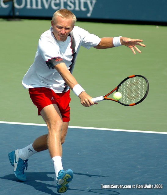 Tennis - Leos Friedl