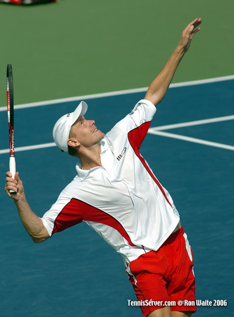 Tennis - Michal Mertinak