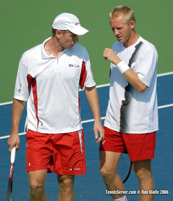 Tennis - Leos Friedl - Michal Mertinak