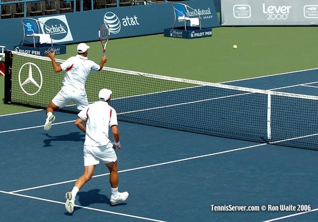 Tennis - Andy Ram - Jonathan Erlich