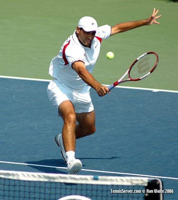 Tennis - Andy Ram