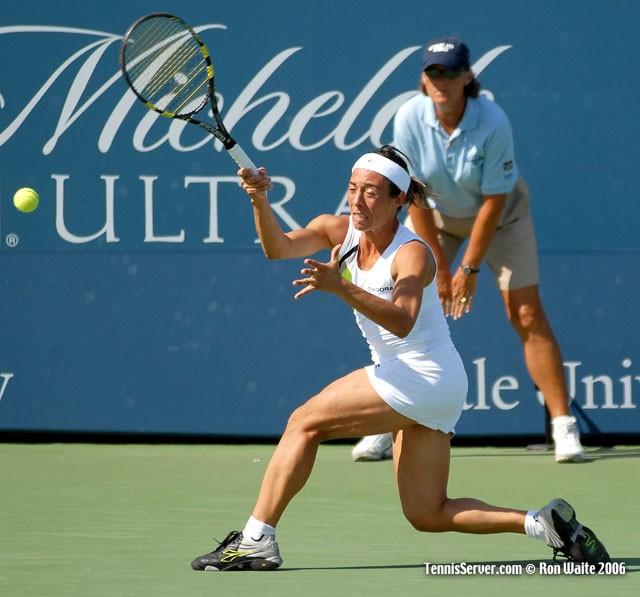 Tennis - Francesca Schiavone