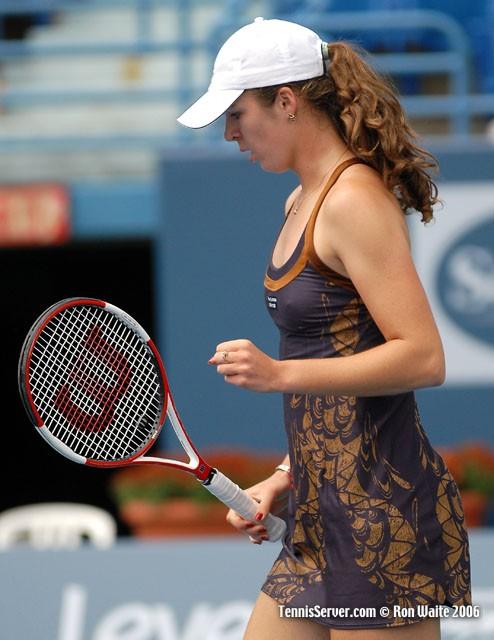 Tennis - Galina Voskoboeva