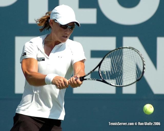 Tennis - Samantha Stosur