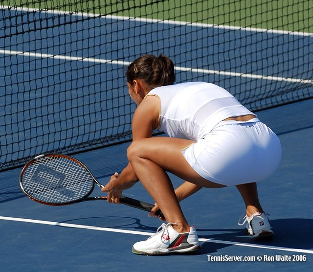 Tennis - Paola Suarez
