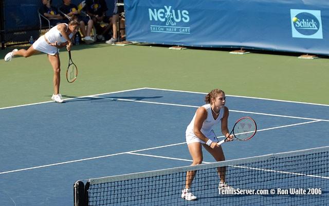 Tennis - Ruano Pascual - Paola Suarez