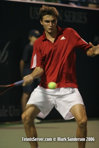 Tennis - Gilles Simon