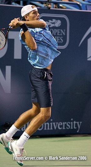 Tennis - Reuben Ramirez-Hidalgo