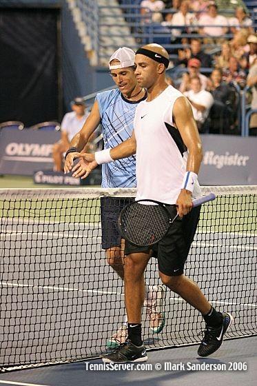 Tennis - James Blake - Reuben Ramirez-Hidalgo