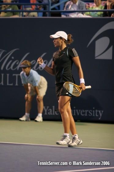 Tennis - Anabel Medina Garrigues