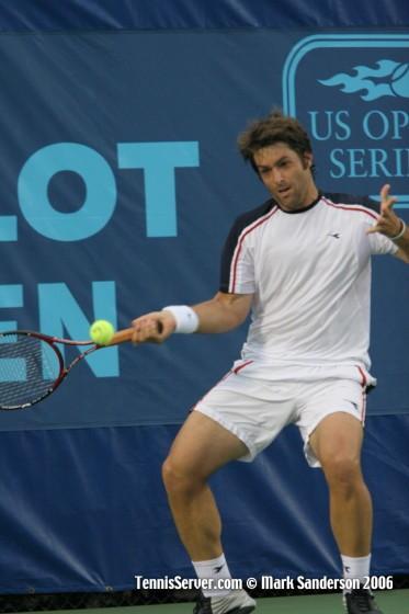 Tennis - Agustin Calleri